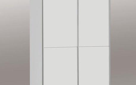 OHIJO, policová skříň OHS722X4, bílá