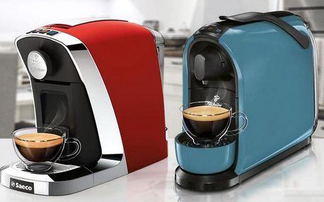 Kapslové kávovary Tchibo Cafissimo: 2 typy
