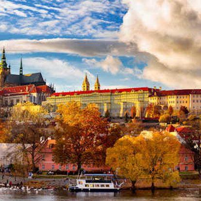 Pohádkový a luxusní pobyt v centru Prahy ve 4* hotelu Taurus