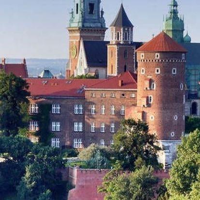 Objevte krásy historického Krakova s ubytováním v centru města