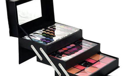 Makeup Trading Beauty Case dekorativní kazeta dárková sada W - Complete Makeup Palette