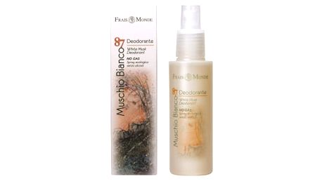 Frais Monde White Musk 125 ml deodorant deospray pro ženy