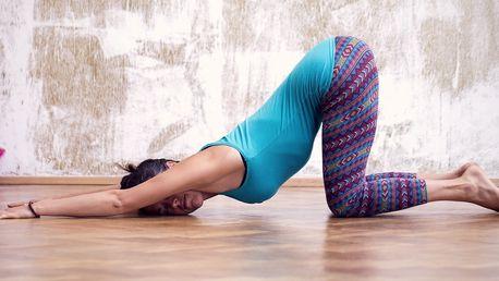 Velký online balíček jógy pro sebelásku ženy