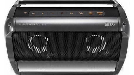 Přenosný reproduktor LG PK5 černé