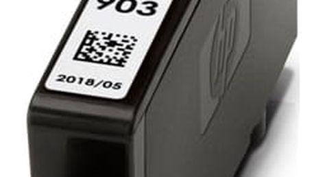 Inkoustová náplň HP 903, 315 stran žlutá (T6L95AE#BGY)