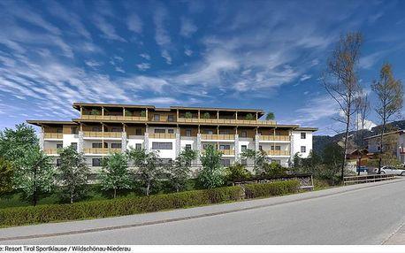 Apartmány Sportklause ve Wildschönau/Niederau
