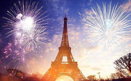 3denní víkendový zájezd pro 1 za Silvestrem do Paříže