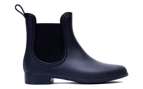 Dámské černé kotníkové boty Coraline 028