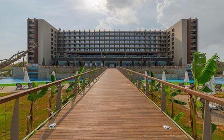 Kypr - Severní Kypr na 8 dní, ultra all inclusive s dopravou letecky z Prahy