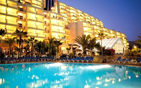 Kanárské ostrovy - Gran Canaria na 8 dní, all inclusive s dopravou letecky z Prahy přímo na pláži