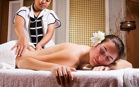 Tradiční thajská masáž v centru Brna. Uvolněte své tělo a nechte se 60 min. hýčkat při masáži.