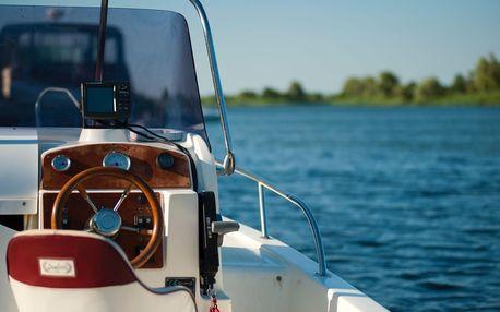 Projížka na plachetnici Lipno