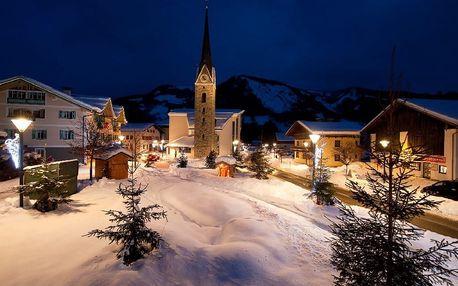 Rakousko - Kaprun / Zell am See na 4 až 5 dní, bez stravy s dopravou vlastní