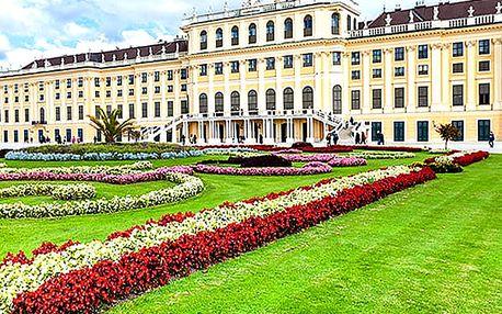 Pobyt pro dva se snídaní ve Vídni. V těsné blízkosti centra a jen kousíček od paláce Schönbrunn.