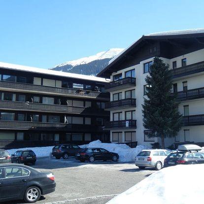 Rakousko - Saalbach / Hinterglemm na 4 až 7 dní, bez stravy s dopravou vlastní