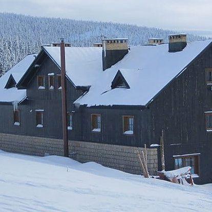 3 až 6denní pobyt pro 2 se saunou v chata Malá Rennerovka v Krkonoších