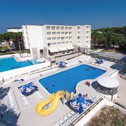 Chorvatsko - Biograd Na Moru na 8 dní, all inclusive s dopravou vlastní 450 m od pláže