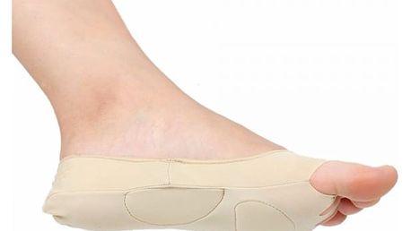 Ponožky podporující klenbu nohy - 2 barvy