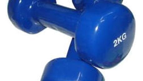 CorbySport 4580 Činky jednoruční 2 x 2kg