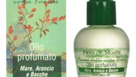 Frais Monde Seaspray, Orange And Berries 12 ml parfémovaný olej pro ženy