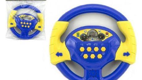Dětský volant se zvukovými efekty