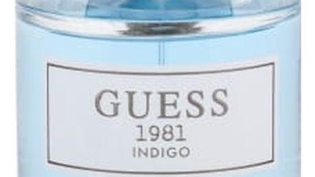 GUESS Guess 1981 Indigo For Women 100 ml toaletní voda pro ženy