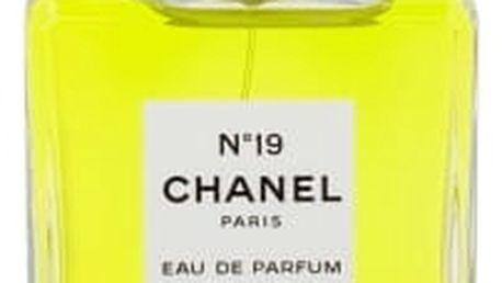 Chanel No. 19 100 ml parfémovaná voda pro ženy