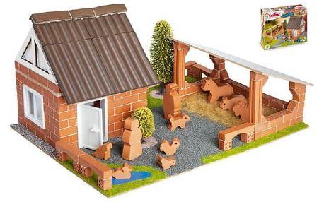 Stavebnice Teifoc - Farma