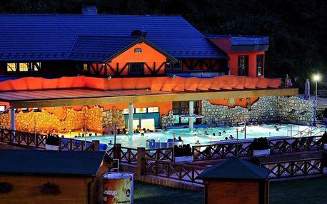 AQUA - VITAL Park Lúčky na Slovensku se 4-hodinovým vstupem pro 2