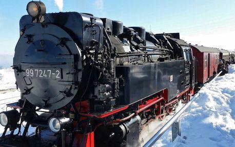 Vánoční Oybin i Žitava: krásné trhy i parní vlak