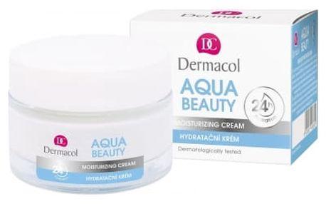 Dermacol Aqua Beauty 50 ml denní pleťový krém pro ženy