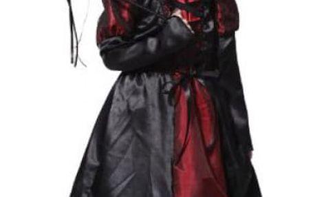 Dětský holčičí kostým upíra VAMPIRE