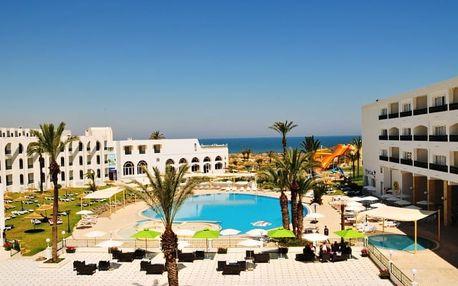 Tunisko - Monastir na 8 dní, all inclusive s dopravou letecky z Prahy přímo na pláži