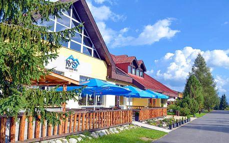 Vysoké Tatry s wellness, tenisem a slevami