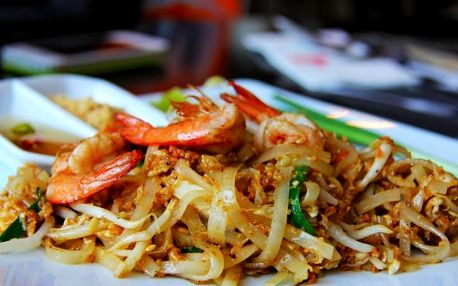 Kurz thajské kuchyně