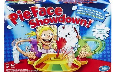 Zábavná společenská hra Hasbro Pie Face