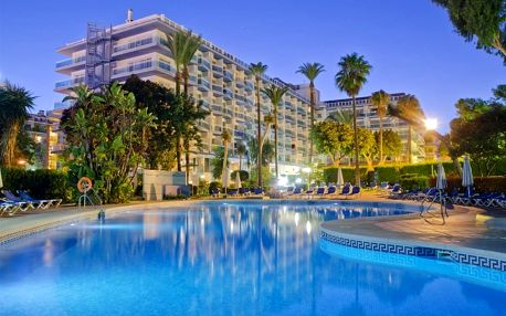 Španělsko - Costa Del Sol na 8 až 11 dní, polopenze s dopravou letecky z Prahy 250 m od pláže