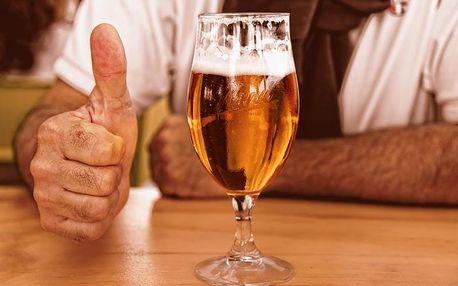 Sládkem na jeden den - dárek pro pivaře
