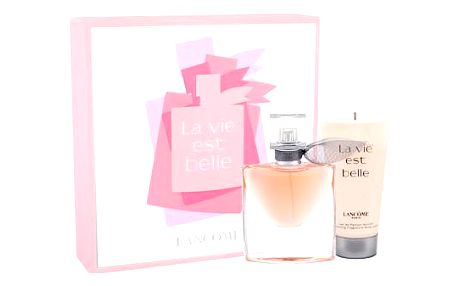 Lancome La Vie Est Belle EDP dárková sada W - EDP 30 ml + tělové mléko 50 ml