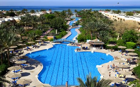 Egypt - Hurghada na 8 až 11 dní, all inclusive s dopravou letecky z Brna nebo Prahy přímo na pláži