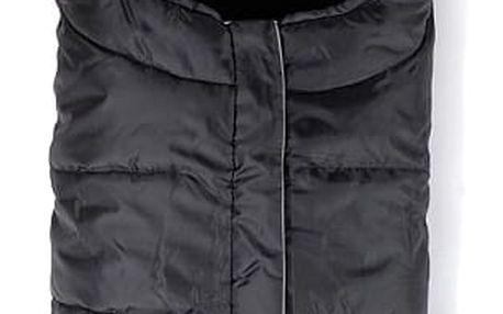 ALTABEBE Fusak zimní Easy Lux, černo-černá