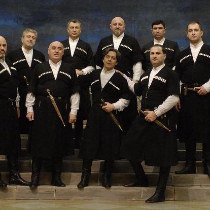 Vstupenka na Tbiliskou operu Suliko