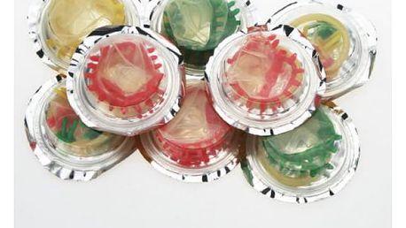 Atraktivní kondomy pro muže 10ks