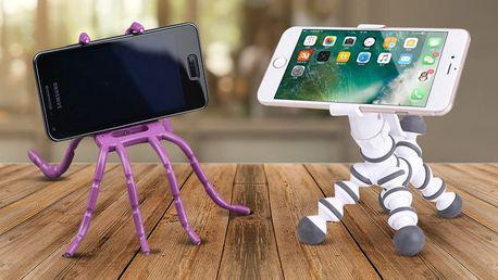 Stylové polohovatelné stojany na telefon i tablet