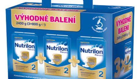 NUTRILON 2 Pronutra BiB 3x800g