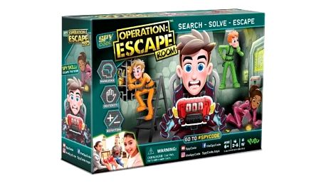 Úniková hra Escape Room Junior