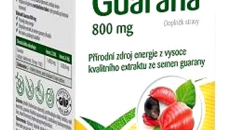Walmark Guarana Energy, 30 tablet
