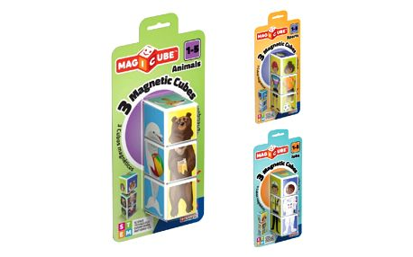 Magnetické kostky Magicube 3 ks