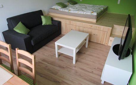 Dovolená v apartmánu na Šumavě až pro 4 osoby