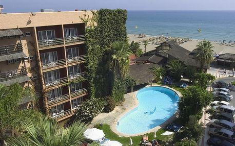 Španělsko - Costa Del Sol na 8 až 11 dní, polopenze nebo snídaně s dopravou letecky z Prahy přímo na pláži